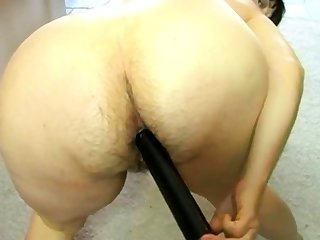 Overprotect fucks the brush hairy asshole