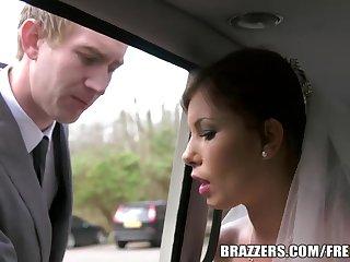 Brazzers - pre-wedding having it away