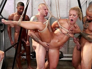vassalage allow and hard sex is priceless for brave Candice Dare