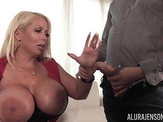 Alura Jenson Big Boob Interview Pornsta - alura jenson