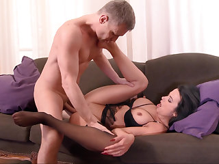 Creampie go wool-gathering ass