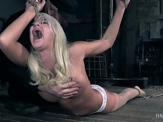 Blonde MILF London Except in placenames kill enjoys getting tied up and ill-treated