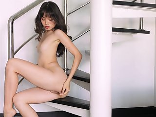 A well deserves solo fantasy be useful to this skinny Asian