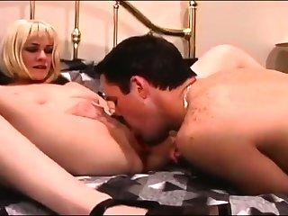 Nasty fetish hotties lick wet pussy